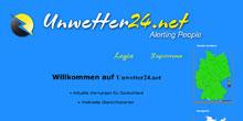 Beispiel-Seiten unwetter24.net