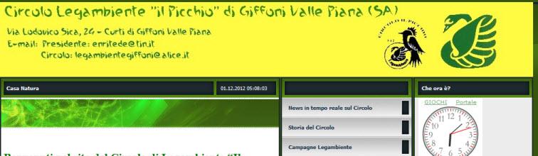 Pagine esempio circoloilpicchio.it.gg