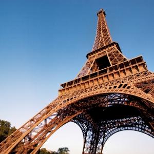 Urlaubsbild Eiffelturm