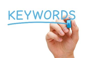 Le bon contenu - analyser les mots clés