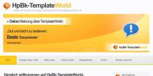 Beispiel-Seiten hpbk-templateworld.de.tl