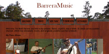 Examples barreramusic.page.tl