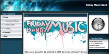 Pagine esempio fridaymusicband.it.gg