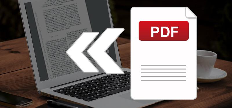 Muestre un documento PDF directamente en su página